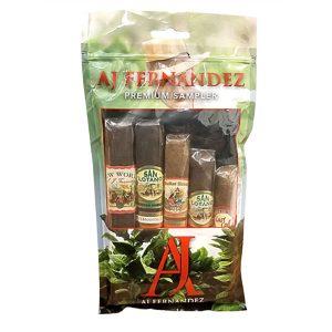 AJ Fernandez Sampler 5 Pack