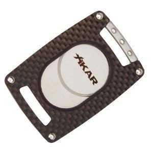 Xikar Ultraslim Cutter - Carbon Fiber