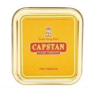 Mac Baren Capstan Gold Navy Cut Yellow Flake Tin