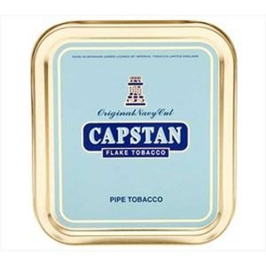 Mac Baren Capstan Original Navy Flake Tin