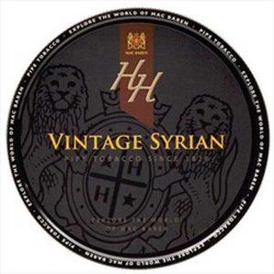 Mac Baren HH Vintage Syrian Tin