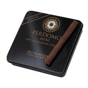Perdomo Mini Cigarillos Maduro Tin