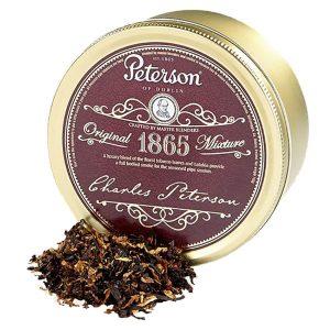 Peterson 1865 Tin