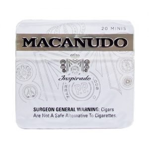 Macanudo Inspirado White Mini Tin